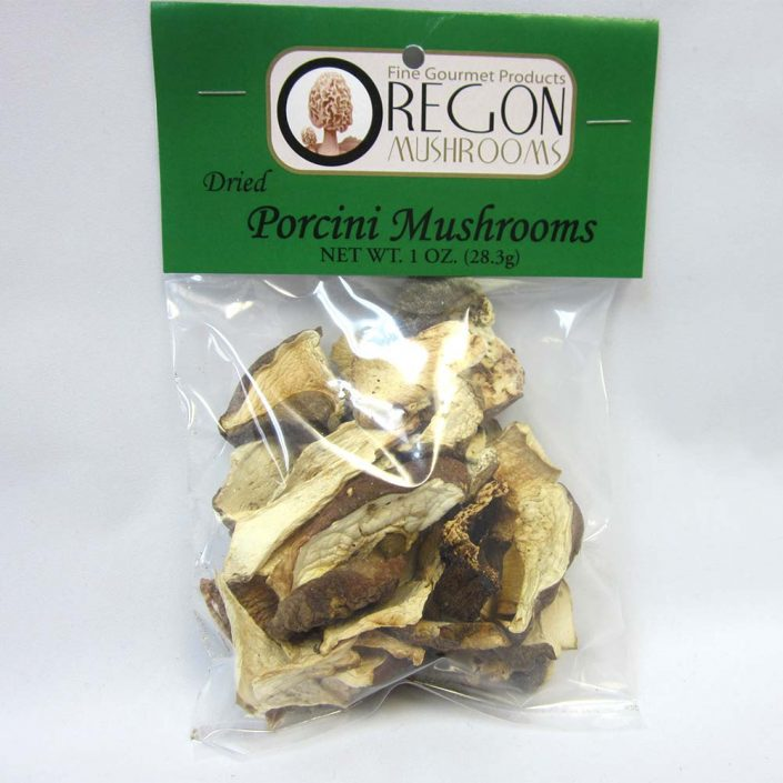 Oregon Mushrooms Dried Porcini Mushrooms 1oz