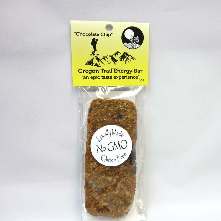 Oregranola Oregon Trail Energy Bar Chocolate Chip