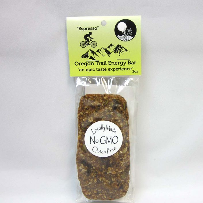 Oregranola Oregon Trail Energy Bar Espresso