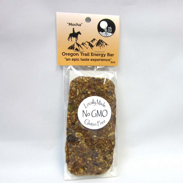 Oregranola Oregon Trail Energy Bar Mocha