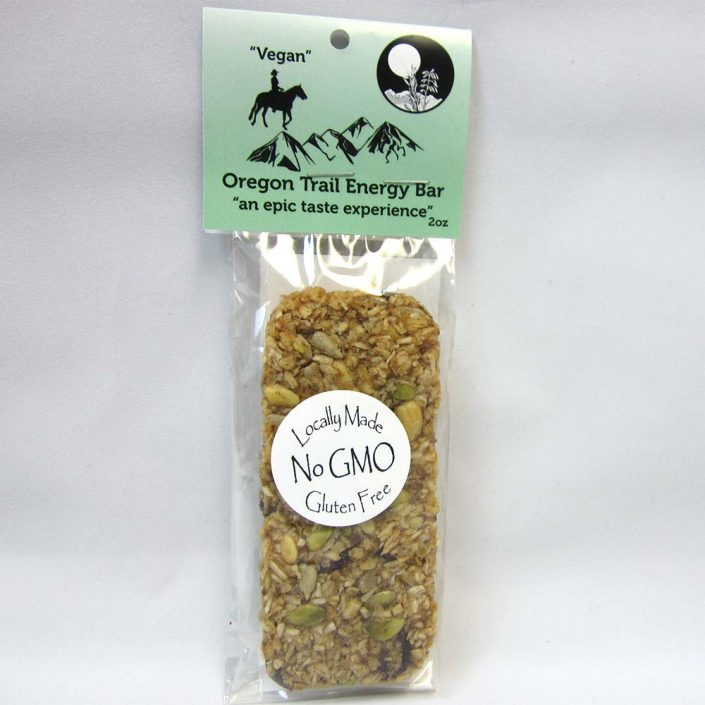 Oregranola Oregon Trail Energy Bar Vegan